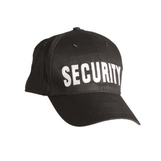 Cap Security Schwarz Mil-Tec