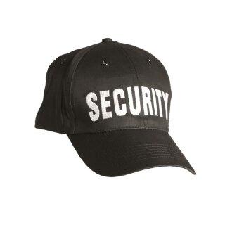 Cap Security Schwarz
