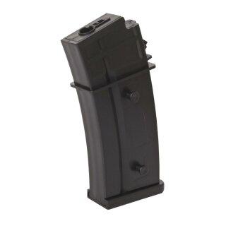 Magazin MidCap für G36 6mmBB SAEG 130 Rds Dboys  KSK-1