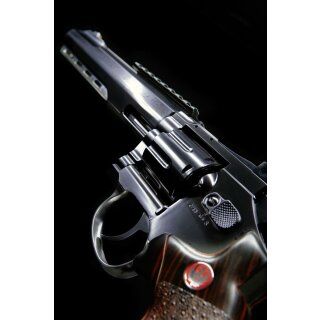 "Revolver Ruger Superhawk 8"" Chrom 6mmBB NBB ab18"