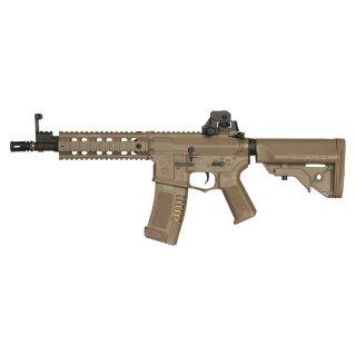 Gewehr Amoeba M4 008 Dark Earth EFCS ARES 6mmBB SAEG ab18