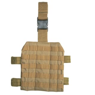Beinadapter Molle (Coyote)