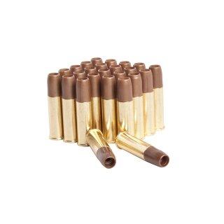 Hülsen für Dan Wesson Revolver 6mmBB 25Stck