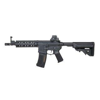 Gewehr Amoeba M4 008 Black EFCS ARES 6mmBB SAEG ab18