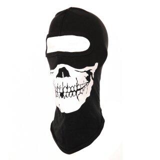 Balaclava Skull 1-Loch
