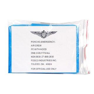 Poncho Emergency Air Crew