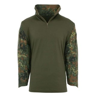 Tactical-Shirt UBAC Flecktarn (L)
