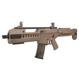 Gewehr GSG G14 Dark Earth GCS 6mmBB SAEG ab18