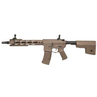 Gewehr Amoeba M4 009 Dark Earth EFCS ARES 6mmBB SAEG ab18