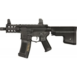 Gewehr Amoeba M4 007 Schwarz EFCS 6mmBB ab18