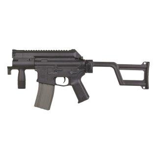 Gewehr Amoeba M4 CCC AM-002 Black EFCS ARES 6mmBB SAEG ab18