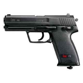Pistole HK P8 6mmBB Co2NBB 2J ab18