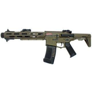 Gewehr Amoeba M4 013 Dark Earth EFCS 6mmBB ab18