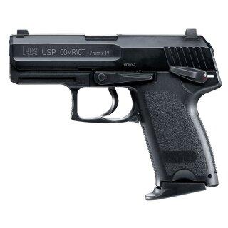 Pistole H&K USP Compact 6mmBB GBB ab18