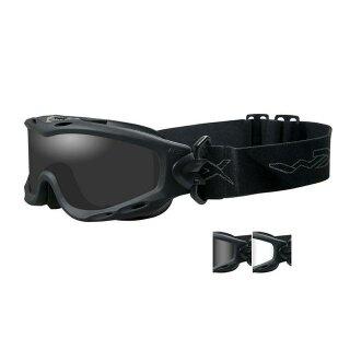 Schutzbrille Wiley X Spear Set mit 2 Gläsern Ballistisch