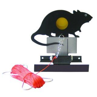 Klappfallscheibe Ratte Rat Target