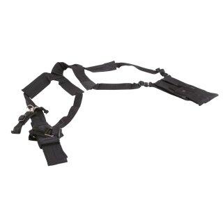 Schulterholster für MPs mit 2 Magazintaschen